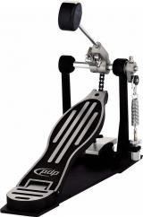 Pedal Single PDP by DW SP450 Single Chain Drive com Base Fixa Padrão DW 2000 com Batedor 2 Faces