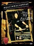 DVD Aquiles Priester - Inside My Drums