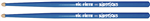 Baqueta Vic Firth Kidsticks Infantil Cor Azul (7336)
