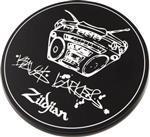 "Pad de Estudo Zildjian Travis Barker Signature 06"" P1204 Blink 182"