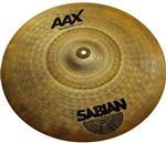 "Ride Sabian AAX Memphis Limited 21"" Raw Dark Finish"