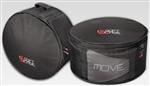 """Bag de Caixa Soft Case Move Series para Caixa 13"""" ou 14"""" Padrão Top (885)"""