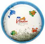 Pandeiro JOG Vibratom P3041 25cms Efeito Oceano (Musicalização Infantil) 14592