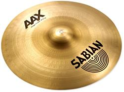 "Crash Sabian AAX Stage Brilliant 16"""