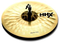 """Chimbal Sabian HHX Stage Brilliant Hats 14"""""""