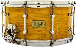 "Caixa Tama S.L.P. Sound Lab Project Backbeat Bubinga Birch 14x7"" LBO147 MTO"