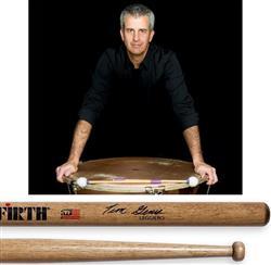 """Baqueta Vic Firth Signature Tim Genis Leggiero """"Padrão 2B Plus"""" Symphonic Snare e Estudo  (7351)"""