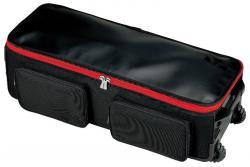 Bag de Ferragens Tama Powerpad PBH05 com Rodinhas com Bolsos Externos Padrão Top de Linha
