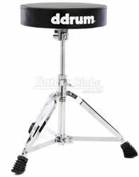 Banco DDrum RX Series Throne Swivel RXDT2 Redondo com Ajuste em Espiral