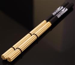 Baqueta Rod Rud-Rod Drumsticks Medium BM012 (Silenciosa) Toque com Volume Mais Controlado
