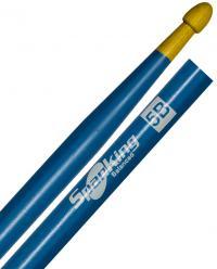 Baqueta Spanking Linha Colorida 5B Clássica Azul (4051AZ)