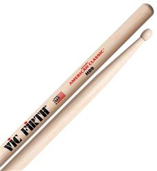 Baqueta Vic Firth American Classic Hickory HD9 (Padrão 5B) Mais Comprida 7832