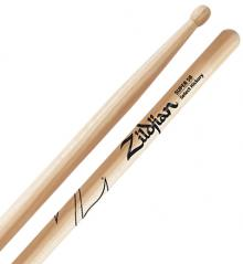 Baqueta Zildjian Select Hickory Super 5B ZS5B (Padrão 5B Comprida)