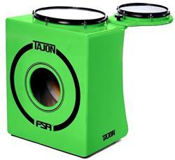 Bateria Cajón FSA Tajon Bass TAJ76 Verde Mini Bateria Cajón Kit Compacto