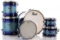 "Bateria Pearl Decade Maple Faded Glory Lacquer 22"",10"",12"",14"",16"" (Shell Pack)"