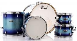 "Bateria Pearl Decade Maple Faded Glory Lacquer 20"",10"",12"",14"" com Caixa (Shell Pack)"
