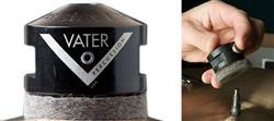 Borboleta Vater VSNB Slick Nut com Trava, Feltros e Alto Poder de Fixação na Estante