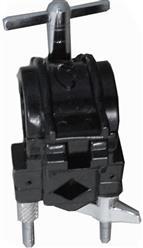"""Clamp de Rack Adah RCR-0525 para Racks Tubulares 1.5"""" Compatível com Diversas Marcas"""