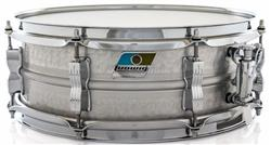 """Caixa Ludwig Acrolite Classic LM404K Aluminum Hammered Shell 14x5""""  Made in USA"""