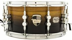 "Caixa Odery Custom-Shop Limited Batera Clube Collection Larissa Teka Fade 14x7"" Casco com Anel"