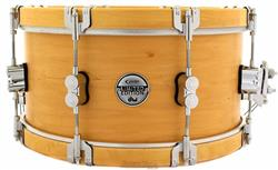 """Caixa PDP by DW Specialty Maple Limited Classic Wood Hoop 14x7"""" com Automático DW Mag"""