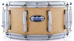 "Caixa Pearl Masters Maple Complete Satin Natural 14x6,5"" Thin Shell EvenPly-Six"