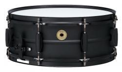 "Caixa Tama Metalworks Matte Black Steel Shell 14x5,5"" BST1455MBK"