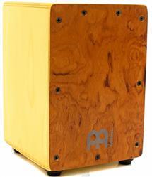 Cajón Mini Meinl Exotic Buginga em Birch Super Compacto com 22cm de Altura (Crianças ou Adultos)