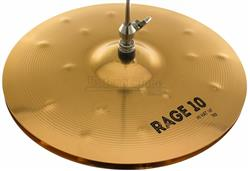 "Chimbal Orion Rage 10 Medium Hi-Hat 14"" RG14HH em Bronze B10"