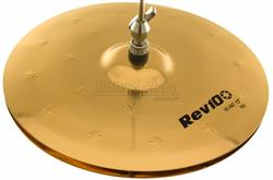 "Chimbal Orion Revolution Pro 10 Hats 13"" RV13HH em Bronze B10"