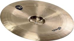 "China Stagg SH Traditional Regular 16"" em Bronze B20"