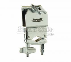Clamp para Rack Torelli TA437 Compatível com Racks Pearl DR-500, 501 e 503 padrão PCX-100