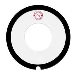 "Controlador de Caixa Big Fat Snare Drum Steves Donut c/ Furo 14"" Som Extra Grave"