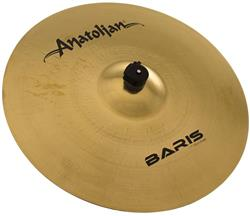"Crash Anatolian Baris Brilliant 17"" Handmade Turkish"