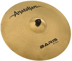 "Crash Anatolian Baris Brilliant 20"" Handmade Turkish"