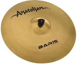"Crash Anatolian Baris Brilliant Power 19"" Handmade Turkish"
