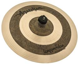 "Crash Anatolian Kappadokia Hybrid Thin 14"" Handmade Turkish"
