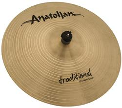 "Crash Anatolian Traditional 19"" Handmade Turkish"