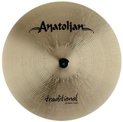 "Crash Anatolian Traditional 20"" Handmade Turkish"