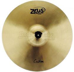 """Crash Zeus Custom Series Traditional 17"""" em Bronze B20 ZCC17"""