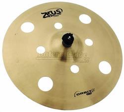 """Crash Zeus Orbit X 18"""" ZFX Series em Bronze B20 Prato de Efeito Estilo O-Zone ZOXC18"""