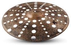 "Crash Zildjian K Custom 19"" Special Dry Trash Crash"
