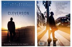 DVD e CD Cléverson Silva All My Days Documentary Gravações Ao Vivo com Lendas da Música