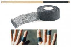 Fita Aderente para Baqueta Vater VSTBK Stick and Finger Tape Compatível Todas as Marcas até 5 Pares