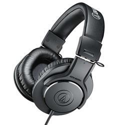 Fone de Ouvido Audio-Technica Headphone M-Series ATH-M20X Impedância 47 Ohms com Cabo de 3 Metros