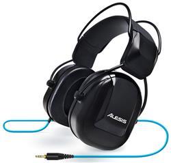 Fone de Ouvido e Protedor Alesis DRP100 Professional Monitoring para Bateria Eletrônica e Acústica