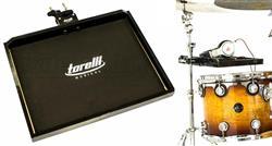 Mesa de Bateria e Percussão Torelli TA186 para Fixar em Estantes Organize Melhor os Equipamentos