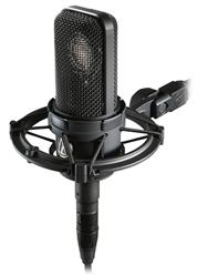 Microfone Audio-Technica 40 Series AT4040 Condensador com Suporte Anti-Vibração