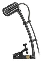 Microfone Audio-Technica Artist Series ATM350U Condensador Ideal para Sax, Metais, Violino, Etc.
