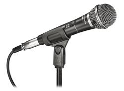 Microfone Audio-Technica Pro Series PRO 31 com Chave Liga/Desliga e Cabo de 4,15 metros